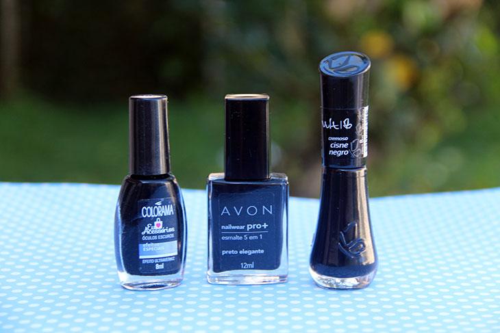 melhor esmalte preto