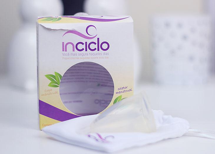 a8884d4f3 Marcas de coletor menstrual  comparação entre Inciclo e Fleurity