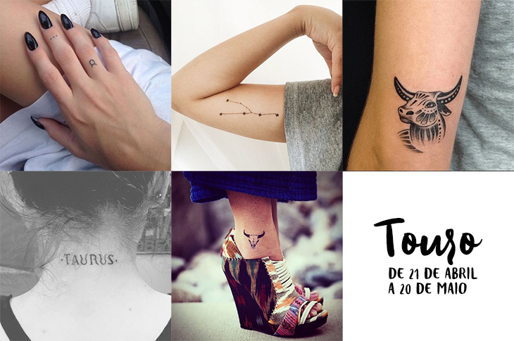 tatuagem de signos