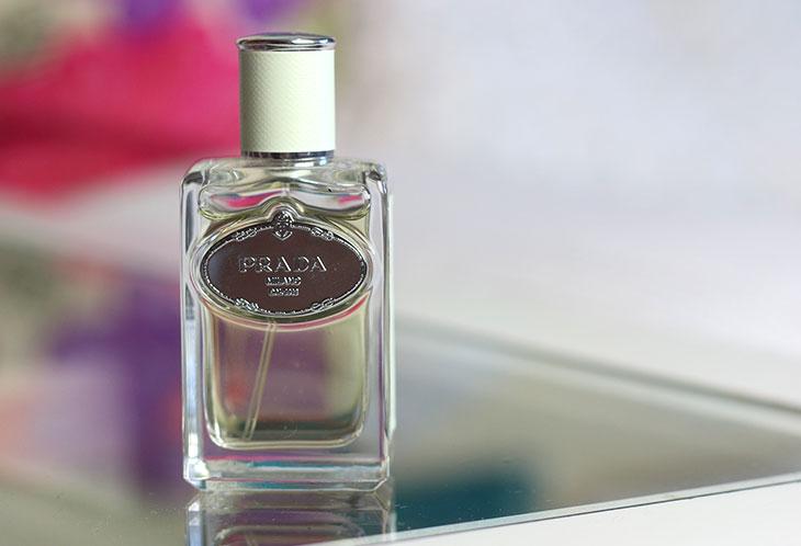 Perfume suave: Infusion D'Iris Prada