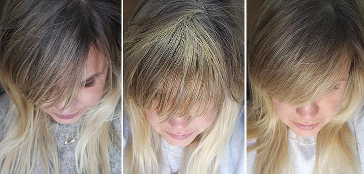 batiste para cabelos loiros