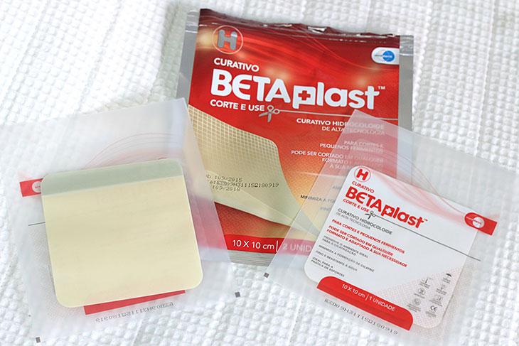 Betaplast Proteção de espinhas e machucados