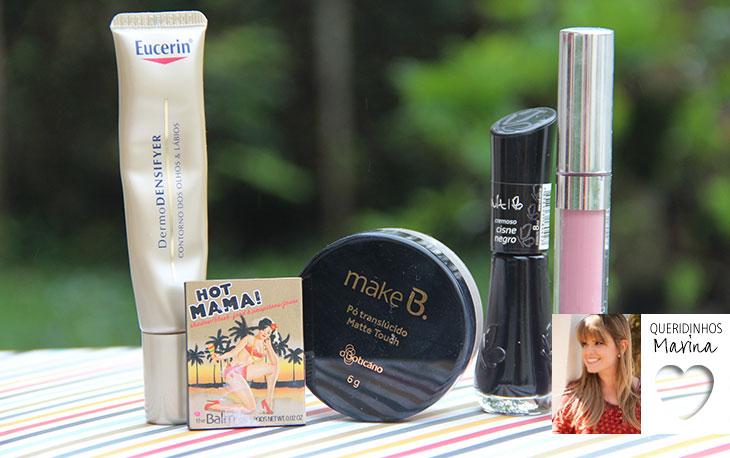 Queridinhos de setembro: nossos produtos preferidos do mês