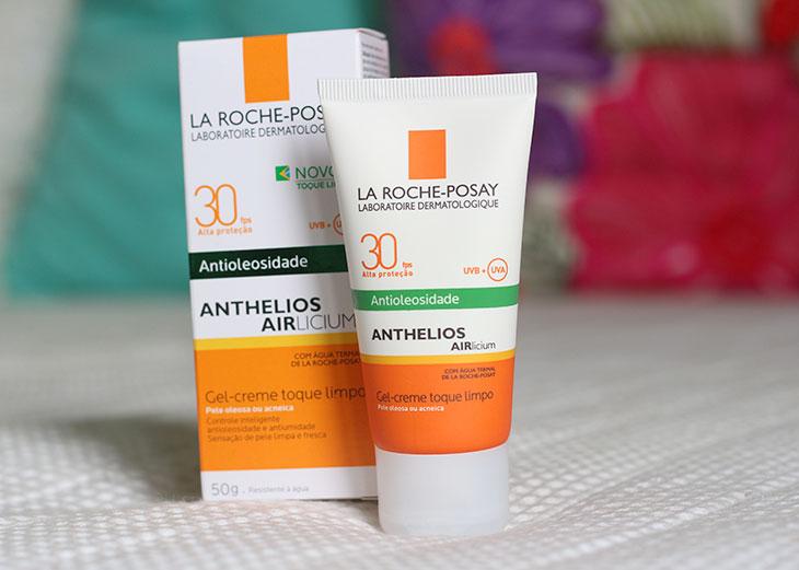 Protetor solar para pele oleosa: Anthelios Airlicium FPS30