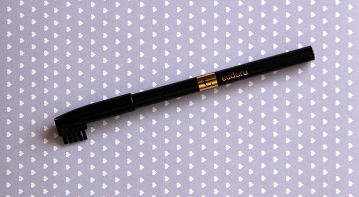 lápis para sobrancelhas eudora