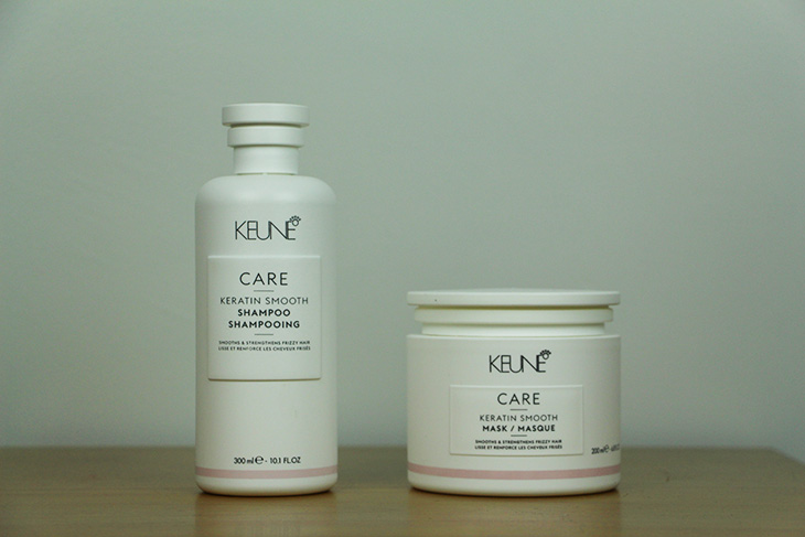 keune care keratin smooth