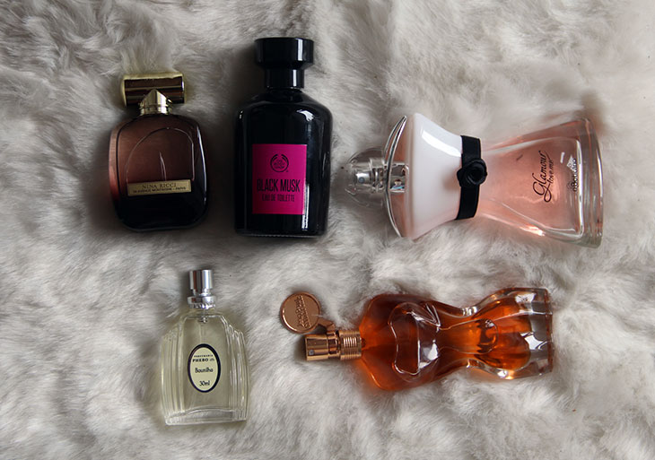 perfumes doces