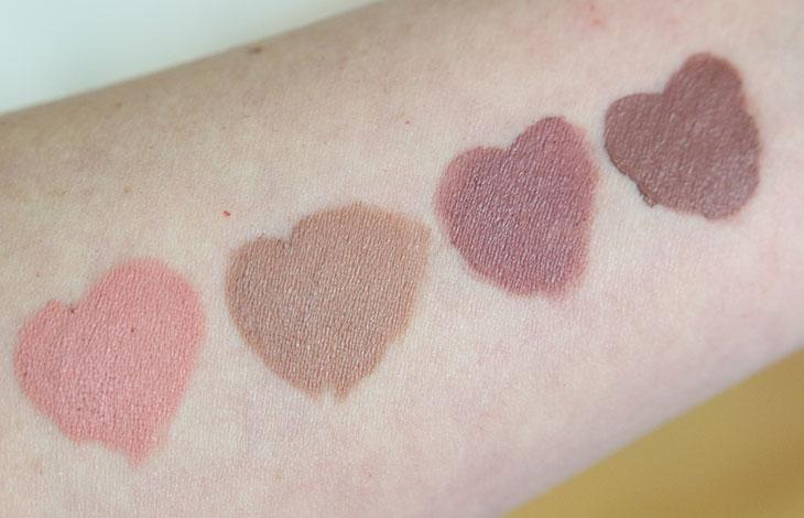 Novas cores: batom em gel Matte Kiss Yes! Cosmetics