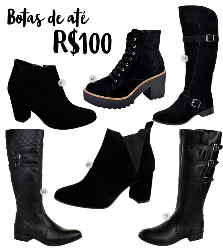 Neste inverno, aposte nas botas! + promoção Oscar Calçados