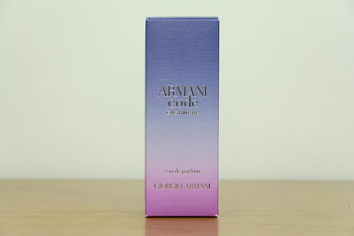 0cb64b2399 Lançamento  Eau de Parfum Armani Code Cashmere