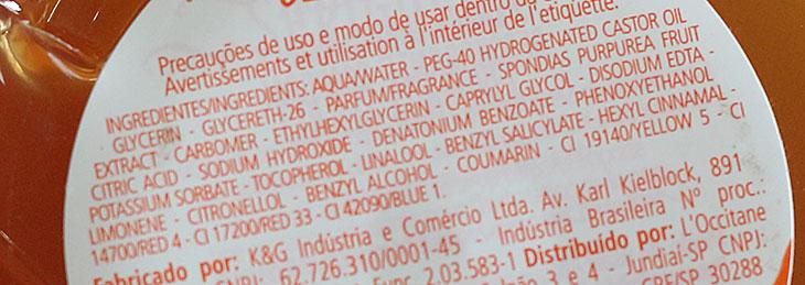 Compota corporal: hidratantes que dão vontade de comer