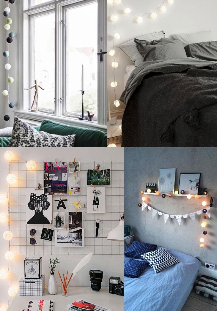 Quartos decorados: 5 ideias em conta para deixar o ambiente mais fofo e aconchegante