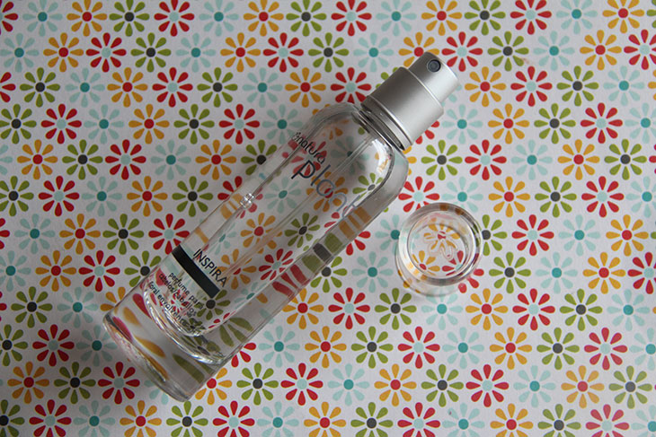perfume para cabelos natura plant