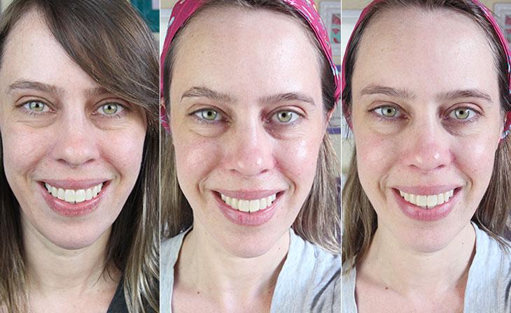 Testei a nova Máscara Mineral de Efeito Peeling da Vichy! *