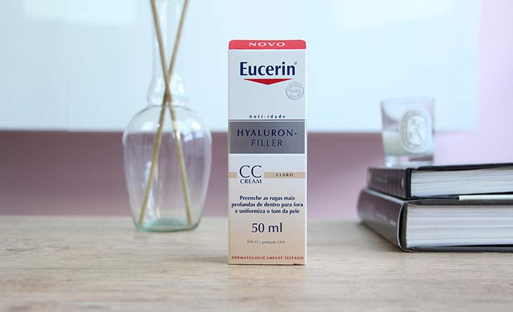 CC Cream Hyaluron-Filler