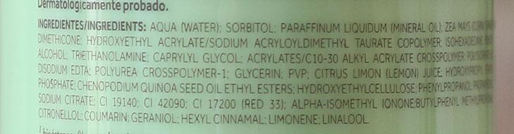 Loção hidratante Limão e Patchouli NativaSpa Boticário