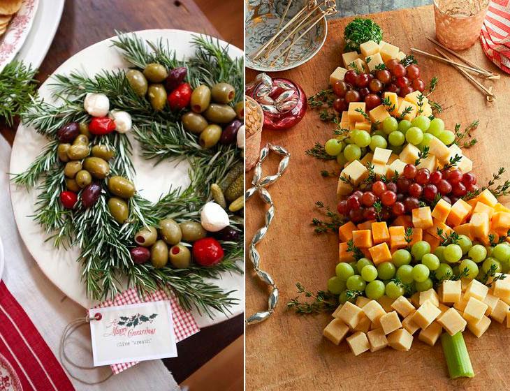 Decoração de Natal: deixe a mesa da festa bonitona gastando pouco