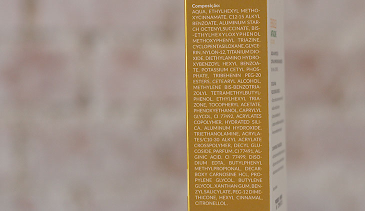 Protetor solar Ensolei Antiacne Color FPS30 Profuse