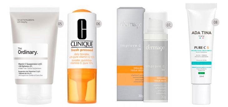826f7fedf Vitamina C para pele  para que serve e dicas de produtos