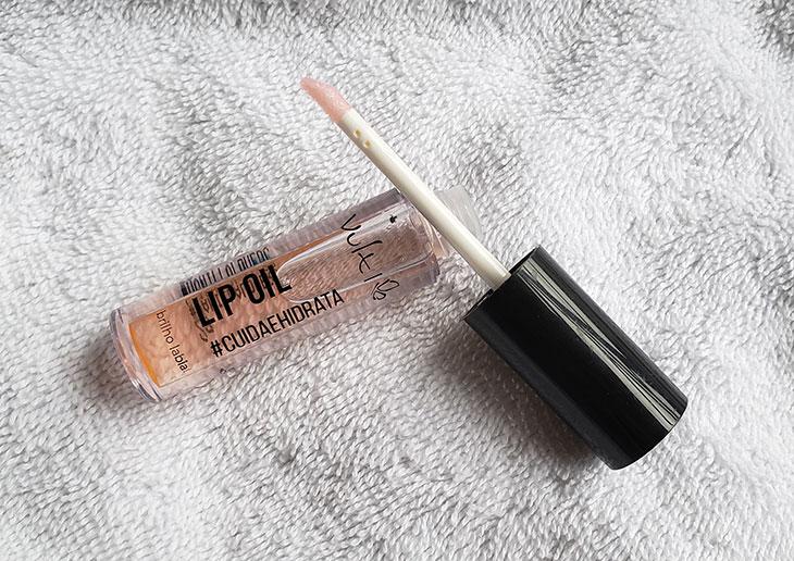 fd82e79c4 Testei o novo Lip Oil da Vult